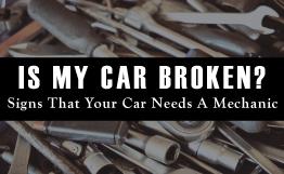 Engine Maintenance | Hodge Garage | Greensboro, NC 27408